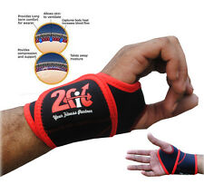 2Fit Neoprene Wrist Thumb Brace Support GYM Weightlifting Crossfit Training Pain