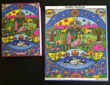 """Holly Sue Foss 100 pc Puzzle, 7 1/4"""" x 8 3/4"""", Serigraph"""