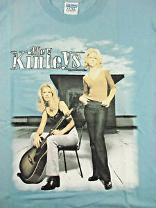 VTG The Kinleys Somebody's Out There Watching Country Music T-shirt  XL