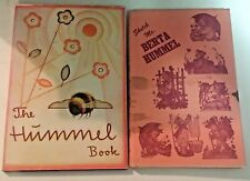 SKETCH ME BERTA HUMMEL: BIO SISTER INNOCENTIA (1978) + THE HUMMEL BOOK (1950)