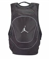 NWT NIKE JORDAN Jumpman Backpack Black Graphite Logo Laptop Book Bag  9A1118-804