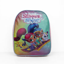 CHILDREN'S KIDS GIRLS BOYS SHIMMER & SHINE JUNIOR BACK PACK SCHOOL NURSERY BAG