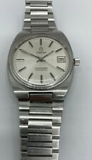 Vintage 1976 Omega Seamaster Automatic Watch 1660206 Cal No 1010 Stainless Steel