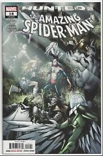 AMAZING SPIDERMAN #18 (2018) ~ HUNTED PART 2 ~ NM/MINT 9.8 : SEND IT TO CGC!