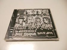 "VVAA ""Bullet proof poems""Tribute to Dogs D'Amour Rare indie cd Numbered Sealed"