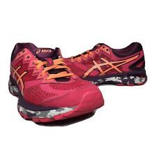 Asics GT-2000 4 Trail Running Shoes Athletic Pink Camo Sneakers Women's Size 6.5