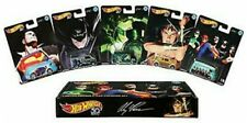 Hot Wheels Signed Alex Ross Limited Collector Pack DC Batman Superman Sealed