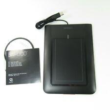 Wacom Bamboo Pen Tablet CTL-460 Black Missing Pen