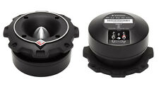 "2) New Rockford Fosgate PP4-T 1.5"" 200 Watt Heavy Duty Car Power Bullet Tweeters"