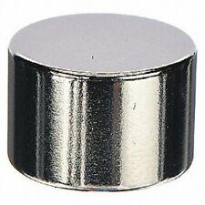 GRADE 52 Neodymium Disc Zinc Plated 10mmx20mm .