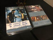 EL MISMO AMOR LA MISMA LLUVIA DVD RICARDO DARIN SOLEDAD VILLAMI PRECINTADA NUEVA