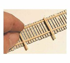 Bar Mills HO Scale Insta-Fence 160 Feet of HO Scale Wood Fencing New #42