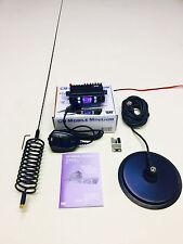 """Team CB Radio Mobile Mini Com Starter Pack Kit+Stinger Antenna 7 """" Mag Mount"""
