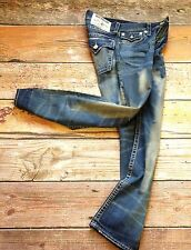 NEW True Religion Jeans Size 34x34 Straight 100% Cotton was $310.00