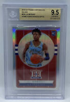 JA Morant 2019 20 Chronicles Hometown Heroes Prizm Silver Holo BGS 9.5 GEM MINT