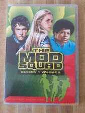The Mod Squad First Season Vol. 2 Clarence Williams III Peggy Lipton drama jail