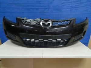 2007-2008-2009 MAZDA CX-7 FRONT BUMPER WITH GRILLE COMPLETE