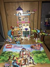 Lego Friends Friendship House Set 41340 Excellent Condition With Extra Figures