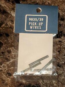 Vintage Strombecker Slot Car 1/32 Accessories 9035/39 Pick-Up Wires NOS