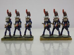 Jack Scruby 30mm Napoleonic French Old guard Painted (6)