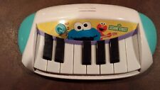 Lets Rock Elmo Sesame Street 2010 Keyboard Musical Toy Hasbro Cookie Monster