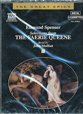 Audio book - Selections from: The Faerie Queene by Edmund Spenser  -  Cass - Abr