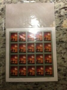 2013 #4813 Holy Family Full Pane Regular Holiday Postage