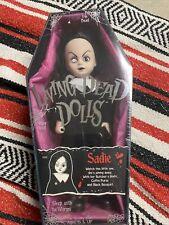 Mezco Living Dead Dolls-Schooltime Sadie-Series 2000 Mib Factory Sealed