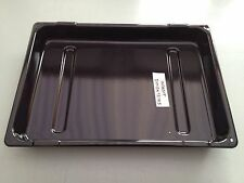 INDESIT DIMDN13IXS COOKER OVEN GRILL PAN DRIP TRAY 380 x 270mm GENUINE PART