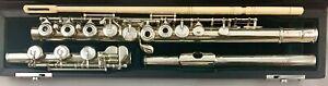 Pearl Flutes Quantz  Series Flutes 665RB1R B-foott,Inline G Step up Special