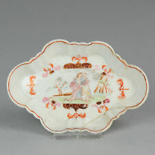 Antique 18c Chinese Chine de Commande PAttipan Porcelain Qing China Tea