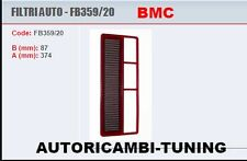 FILTRO ARIA SPORTIVO BMC ALFA ROMEO MITO 1.3 MULTIJET MTJ 90 CV 359/20