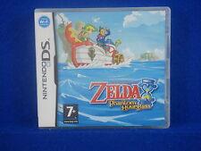 ds ZELDA PHANTOM HOURGLASS The Legend Of Zelda Lite DSI 3DS Nintendo PAL