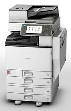 Ricoh Aficio MP C4502 / C5502  Color Multifunction Laser Printer Copier Scanner