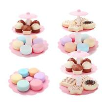 Kids Children Cake Desserts Tower Party Tea Set Pretend Role Play Food Toys