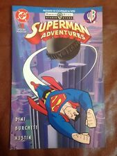 Superman Adventures #1 Special Preview (1996) #1 Warner Bros WB Kids