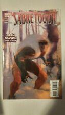 Sabretooth #2 December 2004 Marvel Comics Way Sears Pennington Open Season