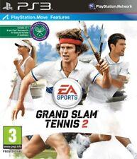 Ps3 Grand Slam Tennis 2 - completo ITA da EA Sports