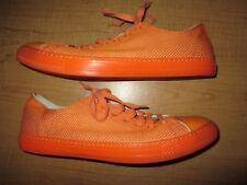 Rare Converse All Star Shoes Men's Size 13 Orange  - Super Nice - Fast Shipping