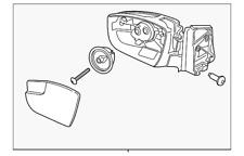 Genuine Ford Mirror Assembly GJ5Z-17683-BA