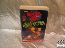 Rolie Polie Olie: Great Defender of Fun (VHS, 2002) Large Case Animated