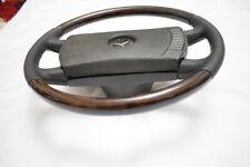 Steering wheel wood - Mercedes W108 W116 W123