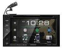 """Kenwood DDX26BT 6.2"""" DVD Monitor Bluetooth Receiver USB/Android/iPhone/Sirius XM"""
