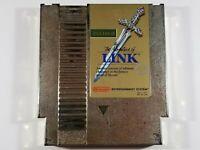 ¤ Zelda II: The Adventure of Link ¤ (Game Cart) Good Nintendo Nes Authentic