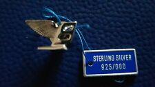 Bentley Pin Flying B 925 Silber Maße18x11mm