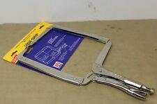 """New Original Vise Grip 18DR 18"""" Locking C Welding Clamp Made In USA"""