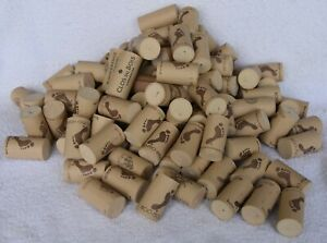Lot--236 USED Wine Corks for Crafts DIY Projects Assorted Variety and Material