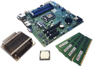 Server-Kit - Intel Xeon E3-1230v3, 16GB RAM, Supermicro X10SLL-F, Kühlkörper