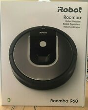 Brand New And Sealed iRobot Roomba 960 Wi-Fi Vacuum Robotic Cleaning - Black