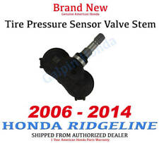 2006 - 2014 Honda Ridgeline Genuine OEM Tire Pressure Sensor Valve Stem - TPMS